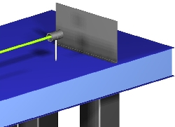 TableMtLaserBarrier250